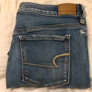 American Eagle Jeggings Size 14
